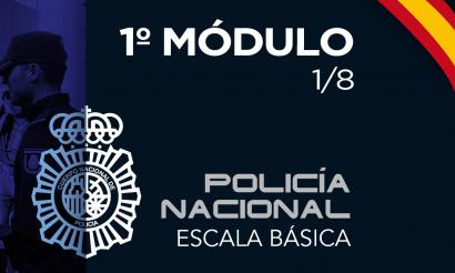 Policía Nacional Escala Básica Modulo 1