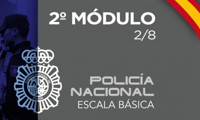 Policía Nacional Escala Básica Modulo 2