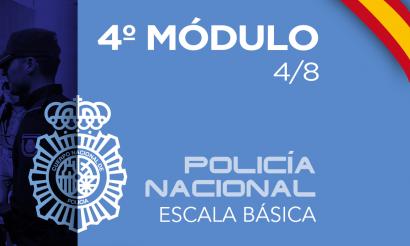 Policía Nacional Escala Básica Modulo 4