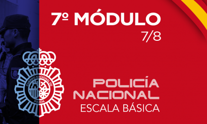 Policía Nacional Escala Básica Modulo 7