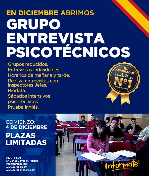 Nuevo grupo diciembre